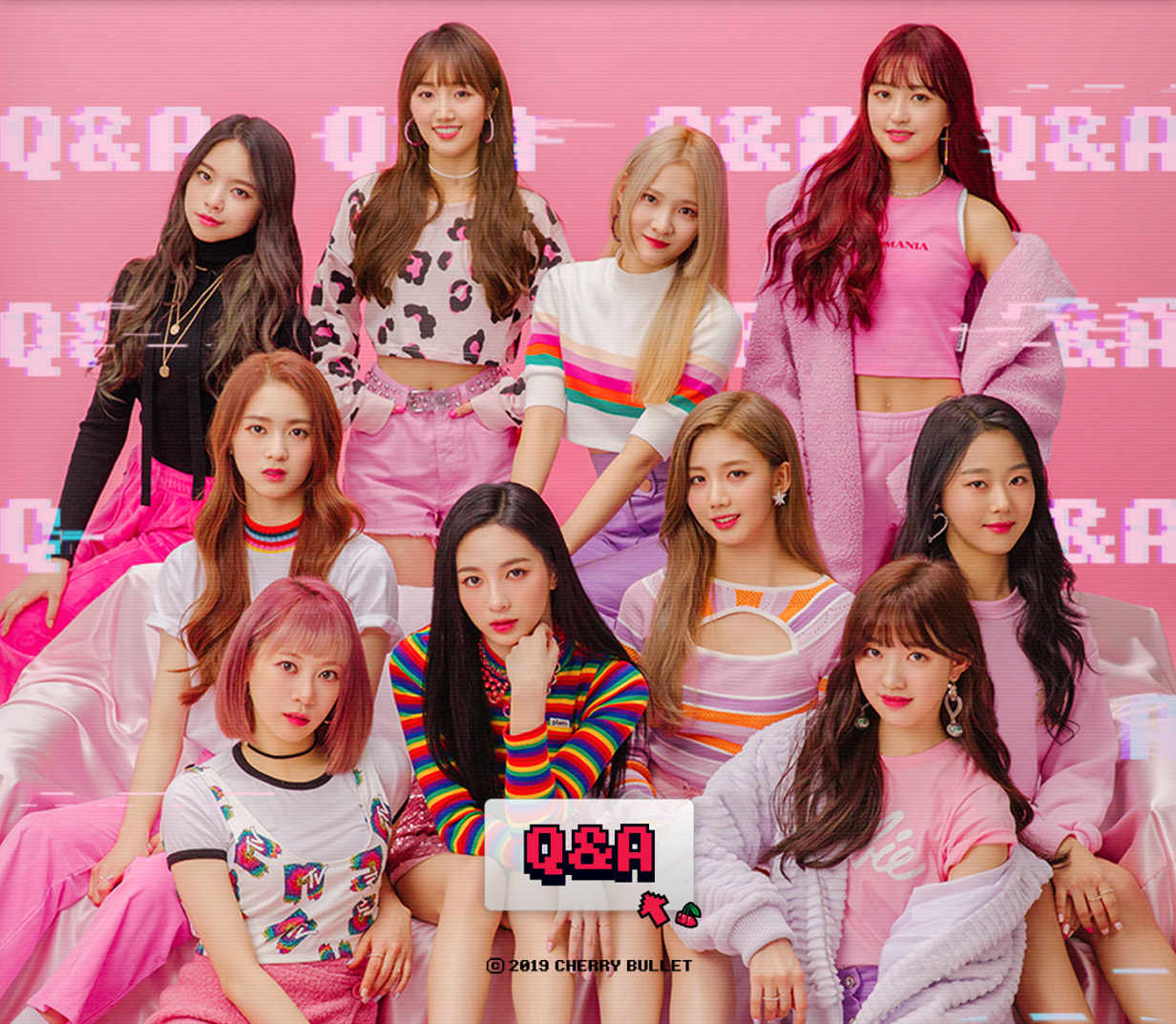 Cherry Bullet - Q&A [Single]