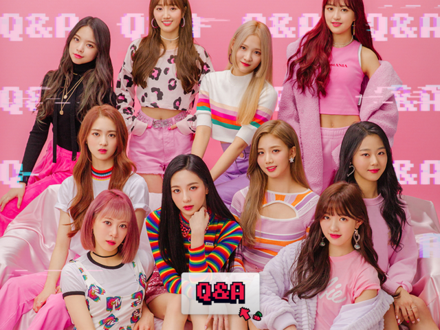 """New single: """"Q&A"""" released by Cherry Bullet"""