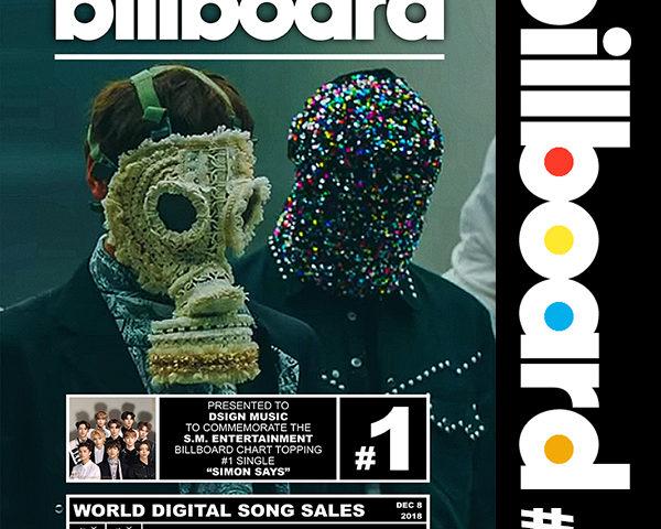 Billboard: NCT 127 #1 on World Digital Song Sales