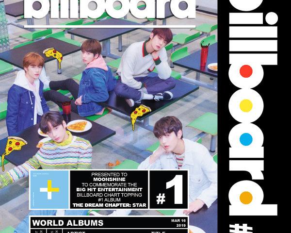 Billboard: TXT #1 on World Albums Chart