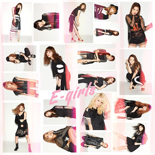 E-Girls - Pink Champagne