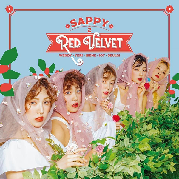 Red Velvet - Sappy