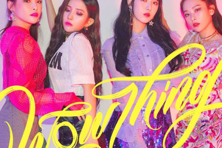 SEULGI, SinB, CHUNG HA & SOYEON - Wow Thing