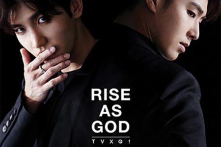 TVXQ - Rise As God