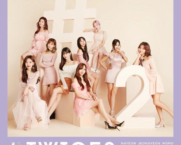New album: #TWICE2 released by Twice