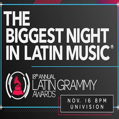 Latin Grammy Awards 2017