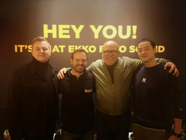 EKKO Music Rights signs British producer Chris Young