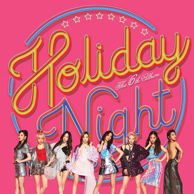 Girls' Generation - Holiday Night