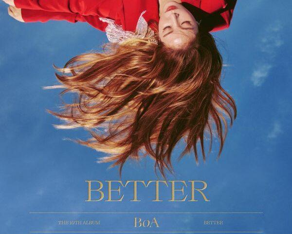 BoA – BETTER – The 10th Album