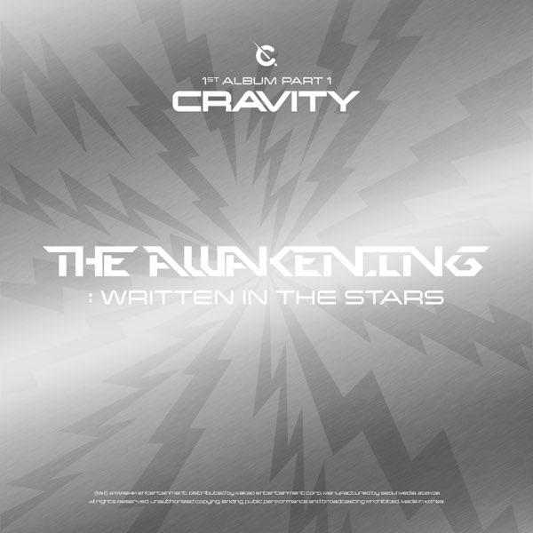 CRAVITY – Part 1 [The Awakening: Written In The Stars]