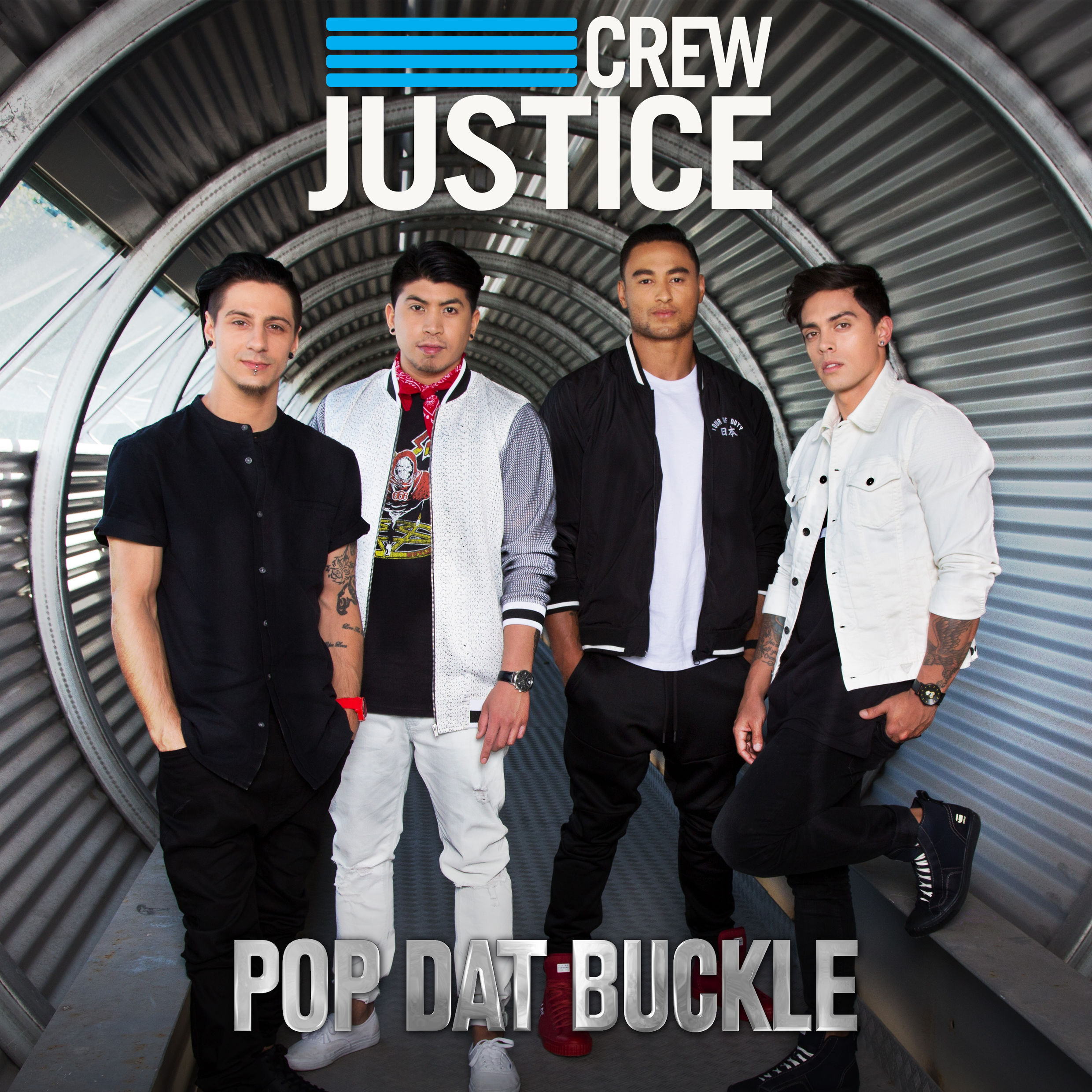 Justice Crew - Pop Dat Buckle