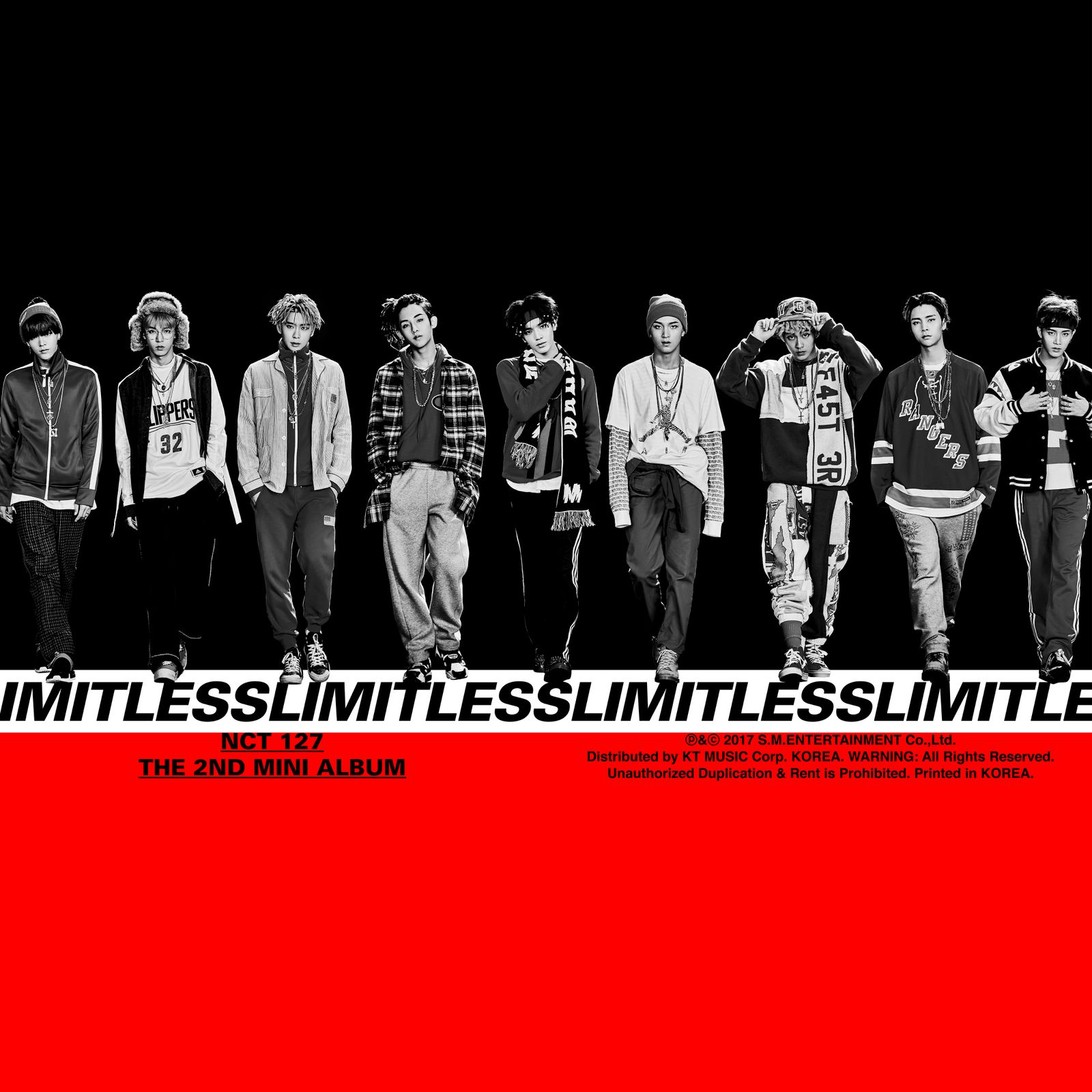NCT127 - Limitless
