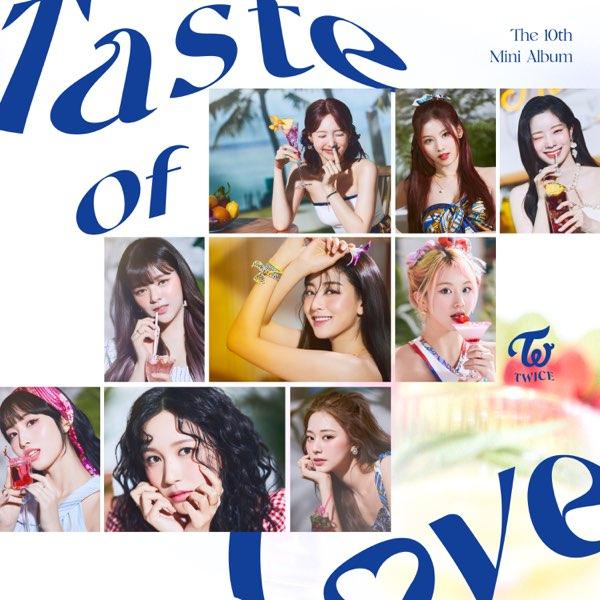 TWICE – Taste of Love