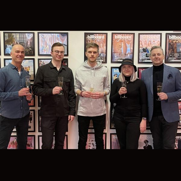 Rasmus Palmgren signs with EKKO Music Rights