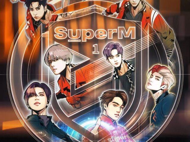 SuperM X Marvel